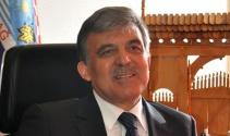 Abdullah Gül: 'Şimdilik seyrediyorum'