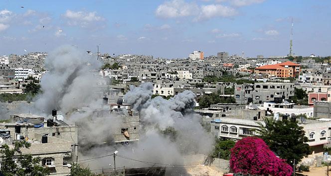Hamas: 'Pusuya düşürülen 10 İsrail askeri öldürüldü'