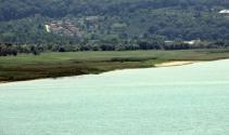 Sapanca Gölü'nde korkutan çekilme