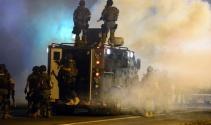 ABD'deki Ferguson Olayları'nda 31 kişi tutuklandı