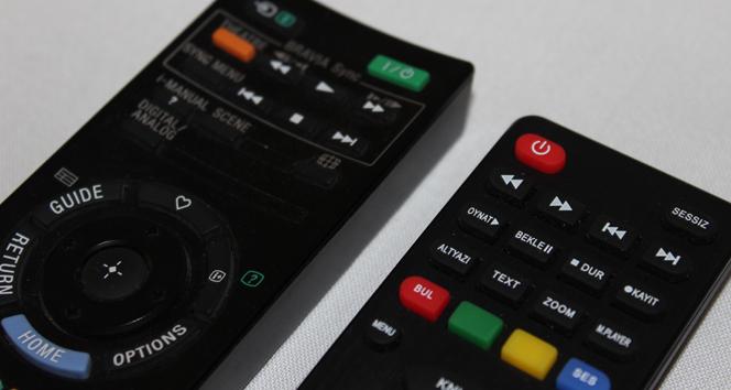 Türkçe tuşlu televizyon kumandalarına büyük ilgi
