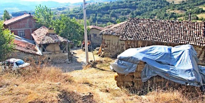 Heyelan tehlikesi köy taşıttırıyor