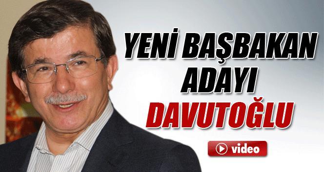 İşte Türkiye'nin yeni Başbakan adayı