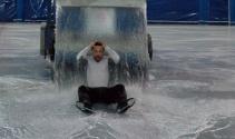 'Bir kova buzlu su' kampanyasında ölüm riski