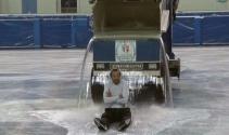İlhan Mansız da ALS kampanyasına destek verdi