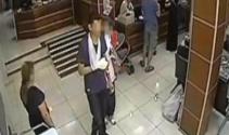 Musevi çiftin katil zanlılarının kaçışları kamerada