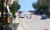 Ankara'daki silahlı çatışma böyle görüntülendi