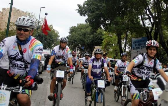 Bursa Bisiklet Festivali Coşkulu Başladı