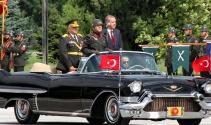 Başkomutan Erdoğan ilk kez Zafer Bayramı kutlamalarında