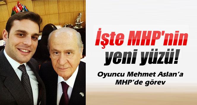 İşte MHP'nin yeni yüzü