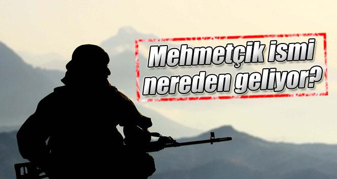 Mehmetçik ismi nereden geliyor?