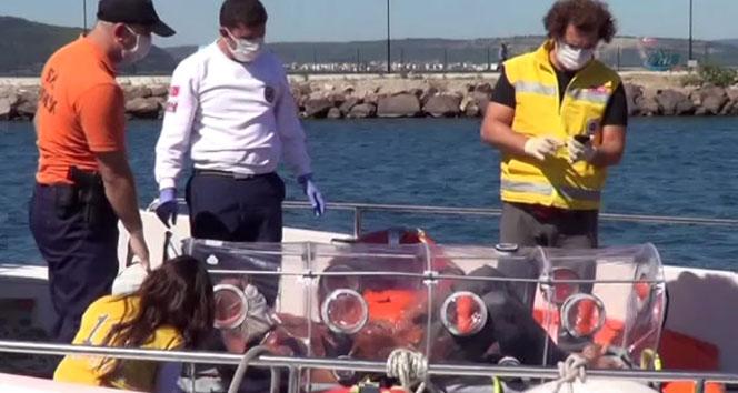 Gemide rahatsızlanan hastaya 'ebola' karantinası