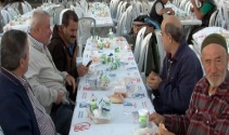 Tarihi cezaevinde Bayrampaşa'da son yemek