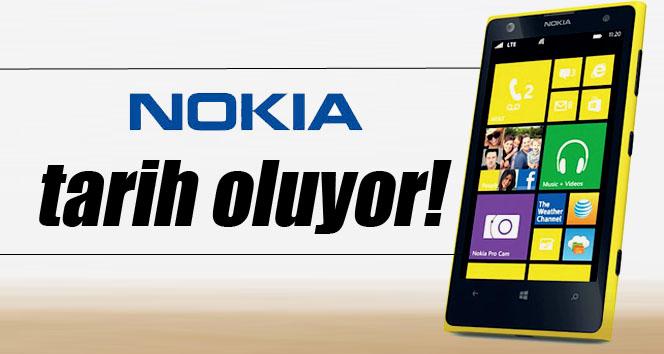 Nokia markalı telefonlar artık tarih oluyor!