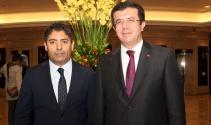 Bakan Zeybekci'den Avrupalı Türk Markalar Birliği'ne destek