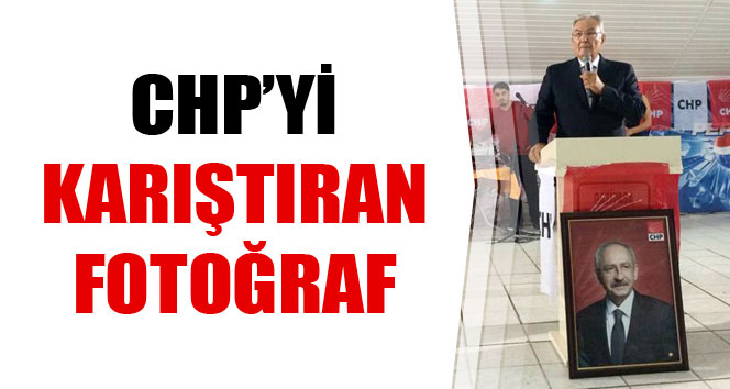 CHP'yi karıştıran fotoğraf