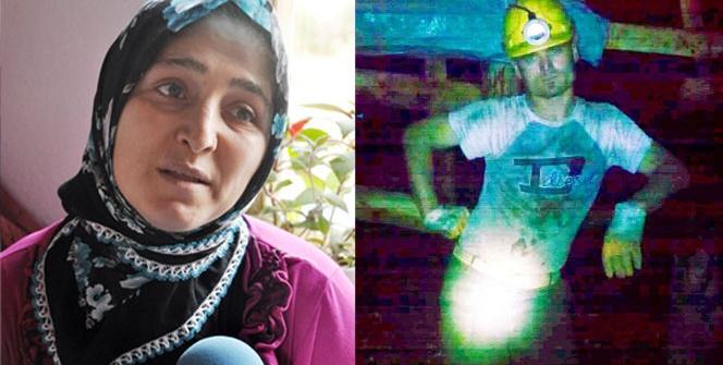 Mahsur madencinin eşi: Gitme diye yalvardım