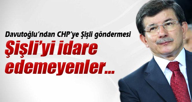 �i�li'yi idare edemeyenler, T�rkiye'yi nas�l idare edebilir?