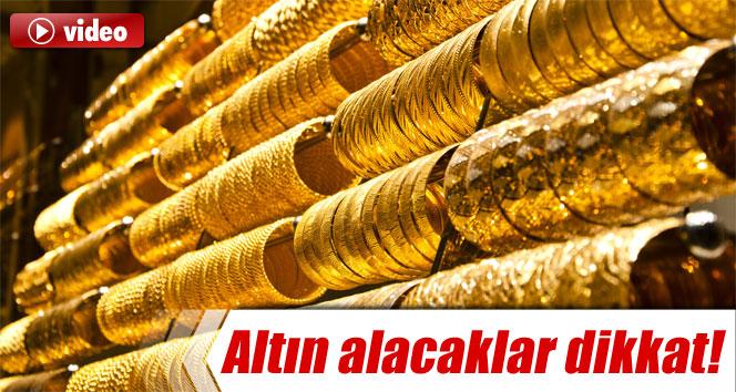 Altın alacaklar dikkat