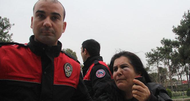 Adana'da gaspçı dehşetiadana,dehşet,gasp