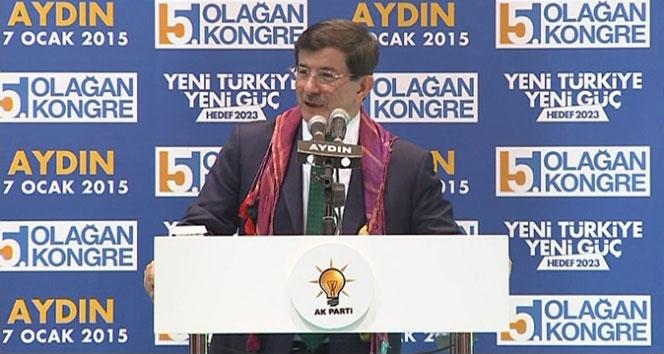 Davutoğlu'nun hedefinde Cumhuriyet gazetesi ve CHP vardı başbakan davutoğlu,chp,Cumhuriyet gazetesi