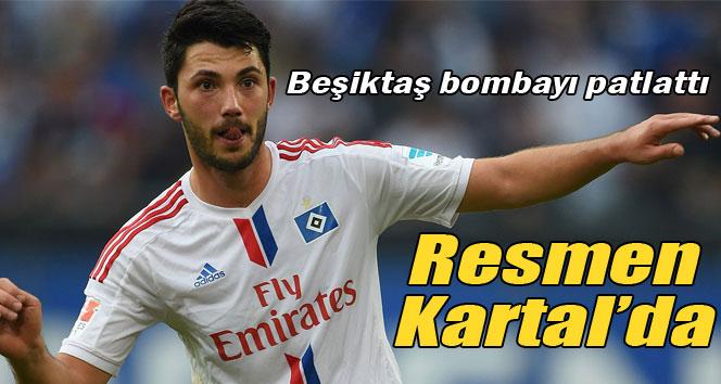 Tolgay Arslan Beşiktaş'ta