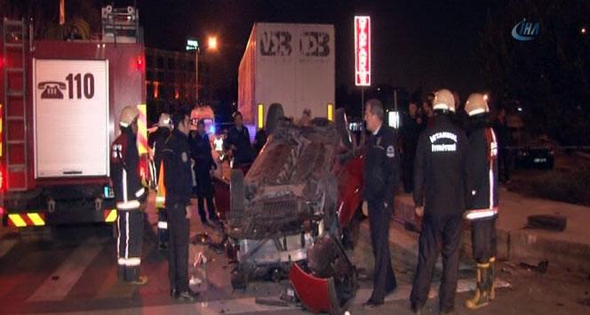 Kadıköy'de kaza: 1 ölüBurak Yenihayat,Kadıköy