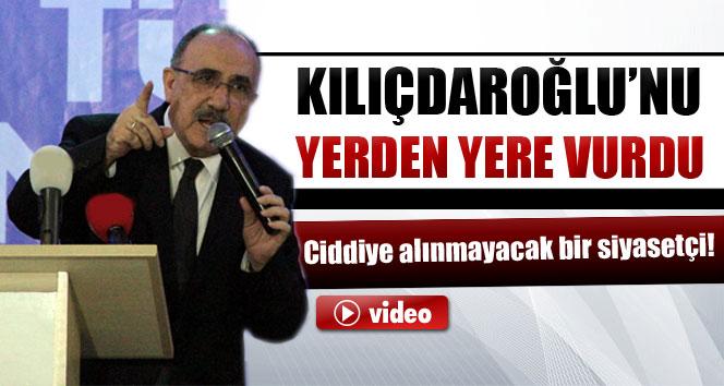 Atalay: Kılıçdaroğlu, ciddiye alınmayacak bir siyasetçidir