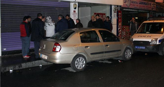 Filmleri aratmayan kuyumcu soygunu!İstanbul,kuyumcu soygunu