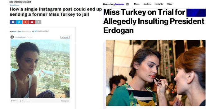 Merve Büyüksaraç dünya gündemdemerve büyüksaraç,recep tayyip erdoğan,The Telegraph gazetesi